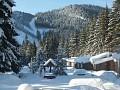 Chaty Jasná - zima 2